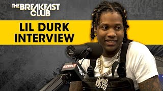 Download Lil Durk On Leaving Def Jam, Paying Homage To Chicago, Signing King Von + More Mp3 and Videos