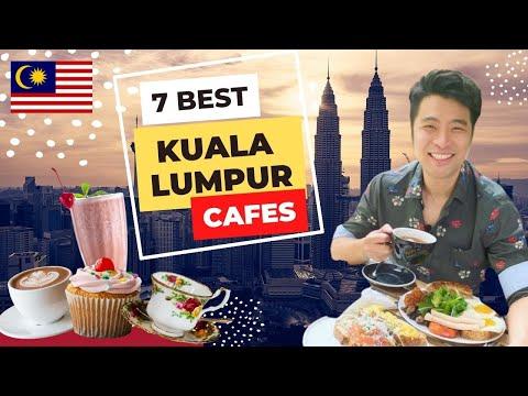 Best Cafe of Kuala Lumpur ☕ Merchant Lane, Yew Yew, Tommy Le Cafe, Piu Piu Piu, March Azalea, Curio.