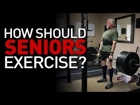 The New Fountain of Youth Strength Training for Seniors