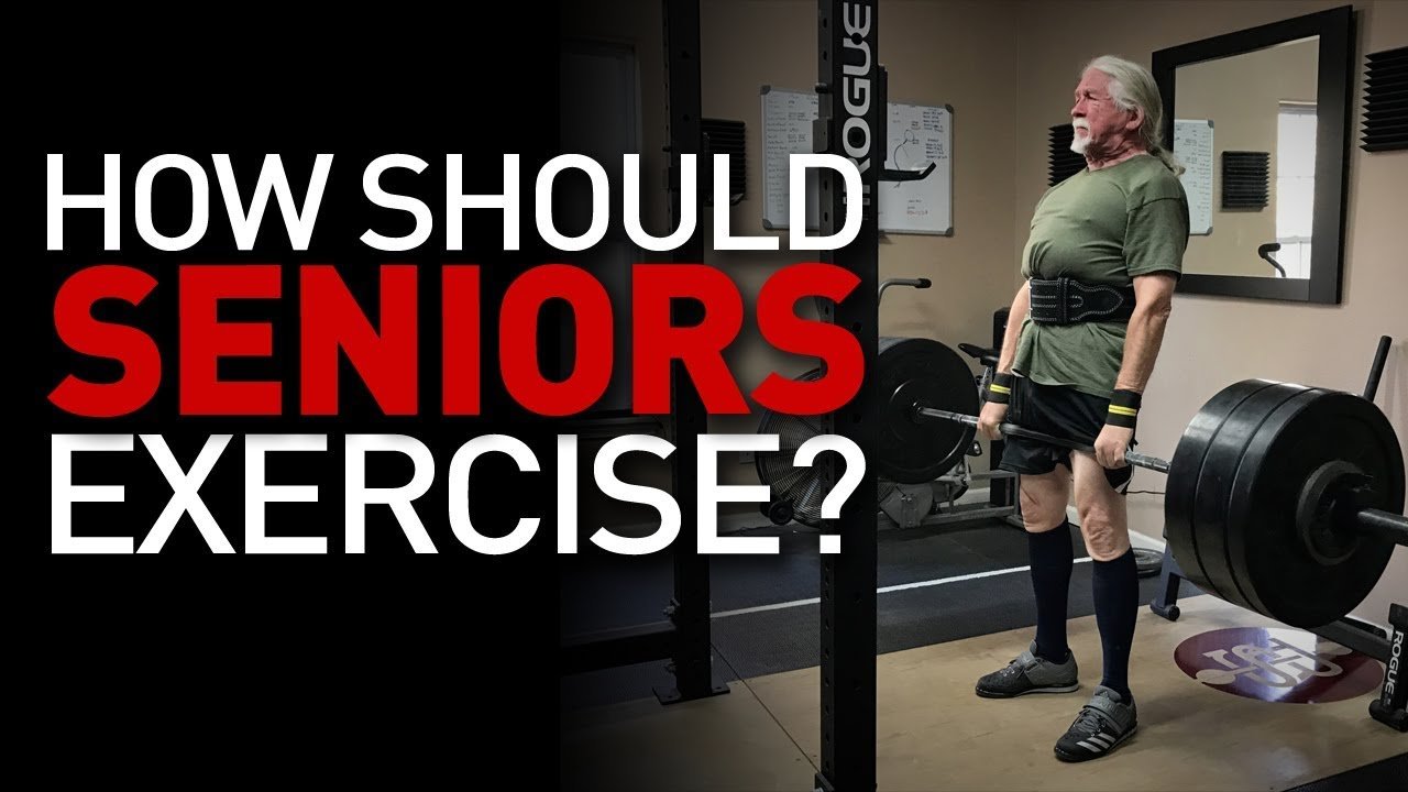 The New Fountain of Youth - Strength Training for Seniors