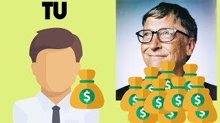Bill Gates VS Persona Normal