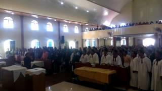 Hatindangkon Kristus i (Koor Wajib Tahun Keluarga HKBP 2016)