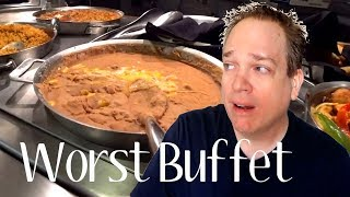 What is the WORST buffet in Las Vegas?