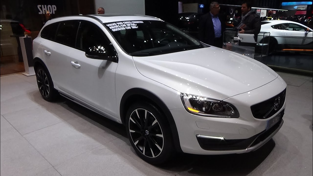 2016 volvo v60 d5 awd exterior and interior geneva. Black Bedroom Furniture Sets. Home Design Ideas