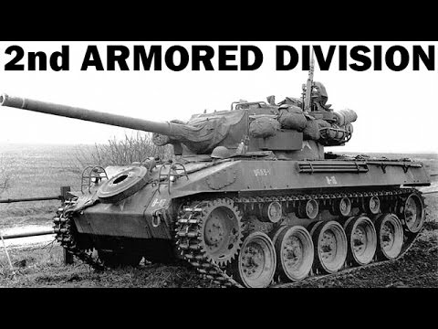 US Army 2nd Armored Division | Hell on Wheels | 1942-1945 | Documentary