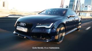DT Test Drive - 1000 HP Audi RS7