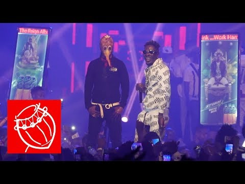 Shatta Wale performs with Live Band | Ghana Music