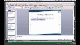 QB Power Hour: Excel Tips for QuickBooks Users. Part 1