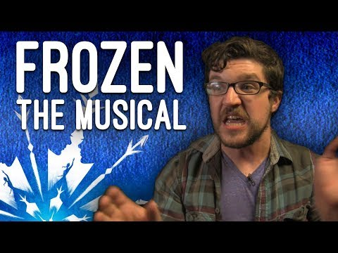 I Saw Frozen the Musical!