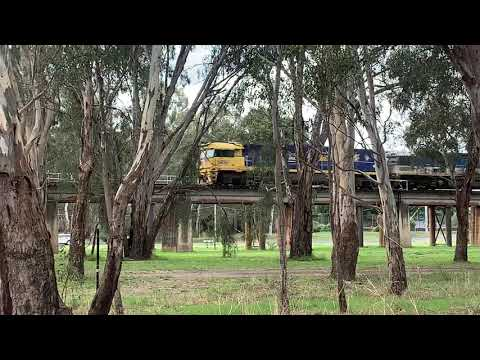 Benalla Trains 26-03-21