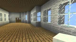 Titanic Info 06- Paluba A, promenáda a kajuty