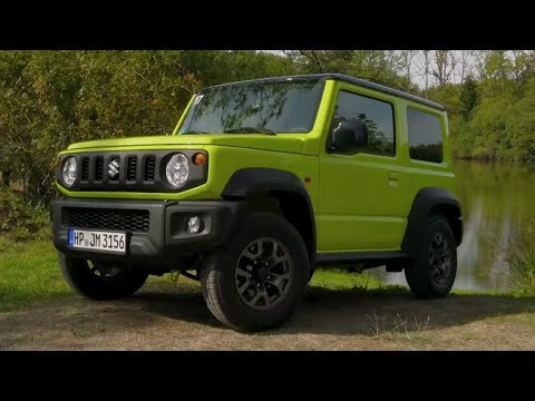 Suzuki Jimny review | A replacement for the Land Rover Defender?