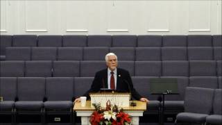 Rodgers Baptist Church Revelation Series December 4, 2016