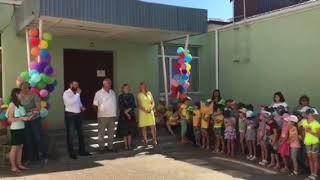 Поздравления от Александра Пресмана детям Лиманского района