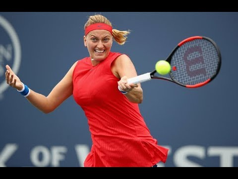 2017 Bank of the West Classic Second Round | Kateryna Bondarenko vs Petra Kvitova | WTA Highlights