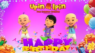 Lagu Selamat Ulang Tahun - Upin Ipin