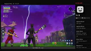 Fortnite save the world Jack o and blastotron mini Giveaway / huge giv away at 100 sub\