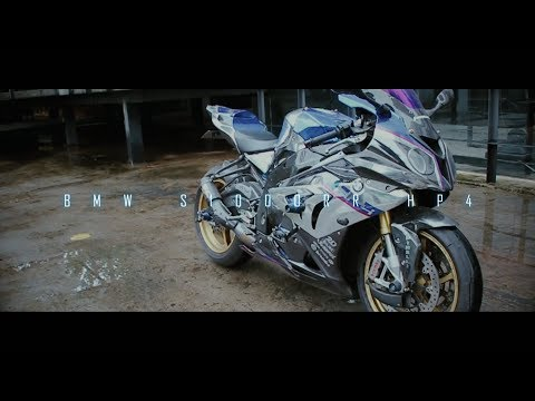 REAL SOUND BMW S1000RR HP4 INDONESIA