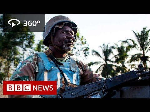 Congo VR: War and Disease  - BBC News