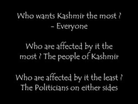 Bharat Humko Jaan Sey Pyara Hain - A Solution To Kashmir Problem Travel Video