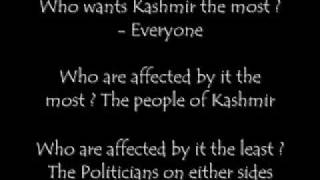Bharat Humko Jaan Sey Pyara Hain - A Solution To Kashmir Problem