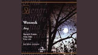 Berg: Wozzeck: Langsam, Wozzeck, langsam! Eins nach de Mandern! (Act One)