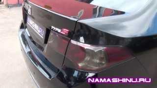 Чернение Honda Accord VIII Стайлинг - Тонировка фар пленкой