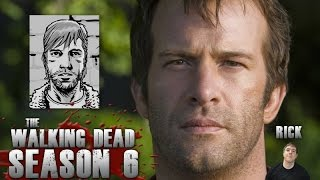 The Walking Dead - Thomas Jane was Originally Supposed to play Rick Grimes