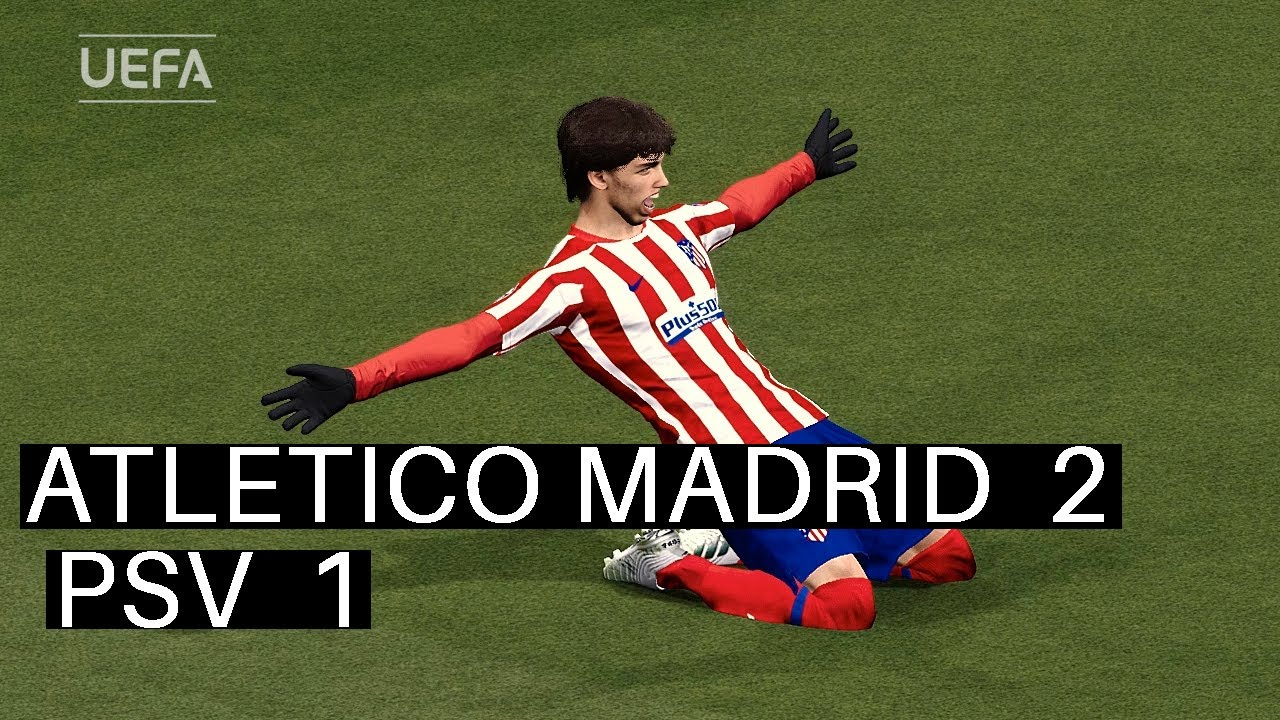 Psv Atletico Madrid