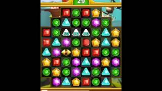 Jewel Mania™   Охота на самоцветы ios iphone gameplay