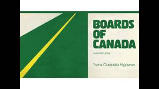 Boards of Canada Left Side Drive