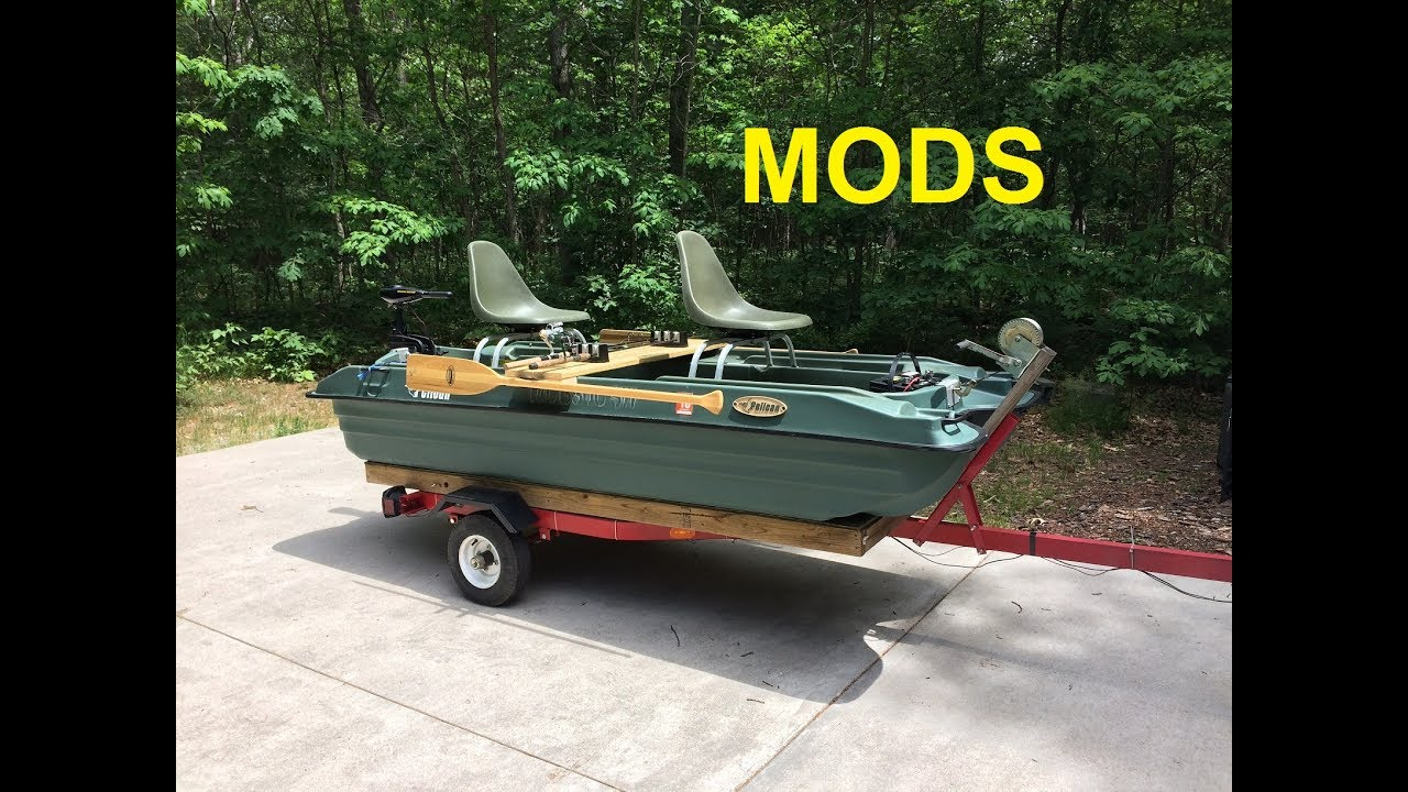 Pelican Bass Raider 10e Fishing Boat Mods By Subariblet