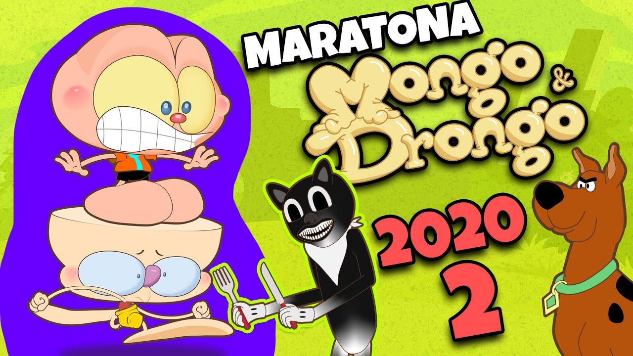 Download Maratona Mongo e Drongo Segundo Semestre 2020 - 1 hora de desenho animado com Mongo e Drongo