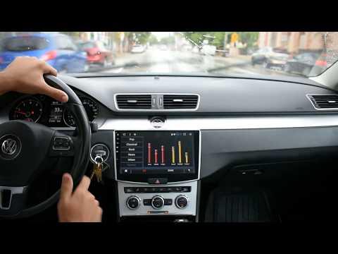VW CC android radio (10 inch)