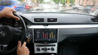 Video VW CC android radio (10 inch) download MP3, 3GP, MP4, WEBM, AVI, FLV Agustus 2018