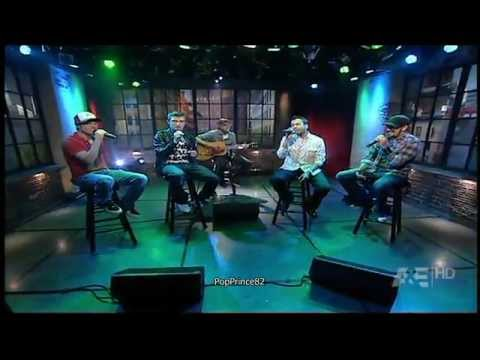 Backstreet Boys - This Is Us (Acoustic) (Private Sessions) [HD]