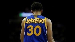 "Stephen Curry ""SHOOTERS"" -2017 Mixtape"