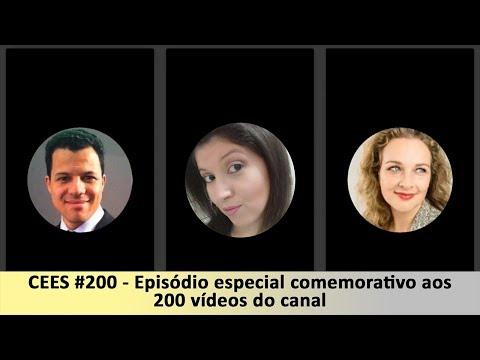 CEES #200 - Episódio especial comemorativo aos 200 vídeos do canal