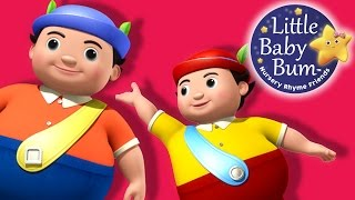 Tweedledum and Tweedledee | Nursery Rhymes | Original Version By LittleBabyBum! Mp3