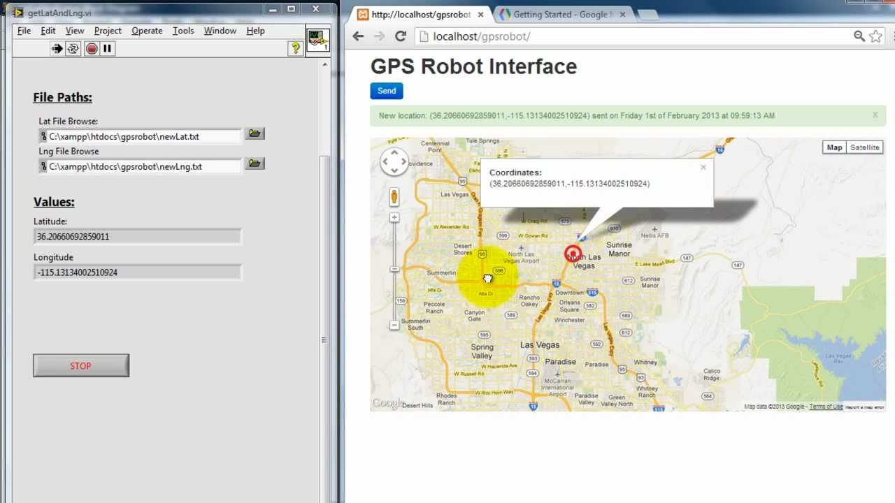 Labview and google maps api interface youtube gumiabroncs Image collections