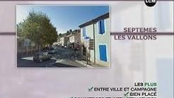 Le marché de l'immobilier à Septème les Vallons