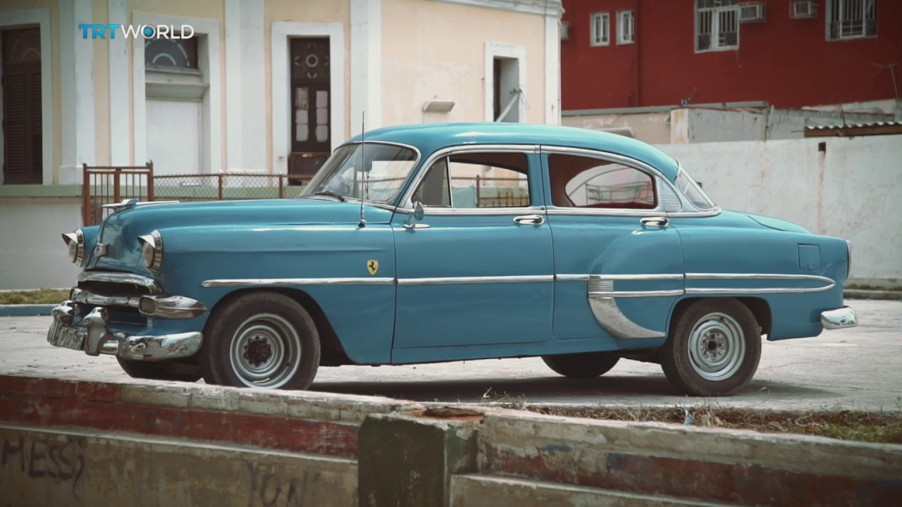Cuban Classic Cars: Vintage cars are an important part of Cuba\'s ...