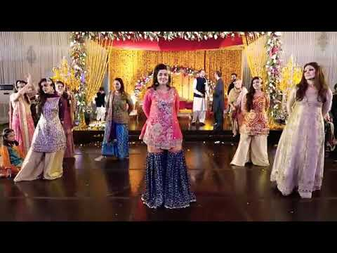 BTS Mehndi Dance