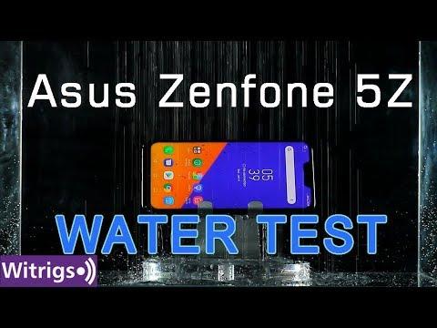 Asus Zenfone 5Z Waterproof Test | Water Test