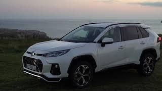 Suzuki ACROSS Design Preview