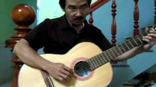 Bài Thánh Ca Buồn (Guitar) - Thùy Anh