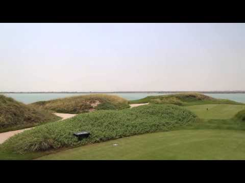 Hole 17 - Yas Links Abu Dhabi