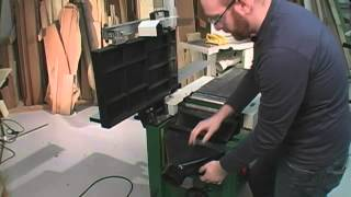 What To Look For In A Jointer/planer Combo Machine