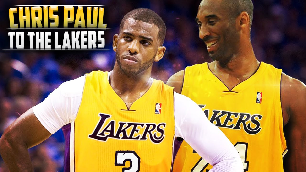 6ee52f5df What If - Chris Paul Went to The LA Lakers In 2011 TRADE!! - YouTube