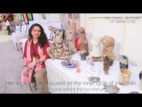 Sunday Art Mart - Lalit Kala Akademi (GARHI)